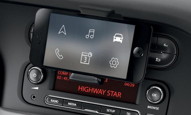 Sistema y) aplicación Radio Connect R&Go | Renault EASY CONNECT